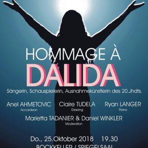 Hommage à Dalida #1